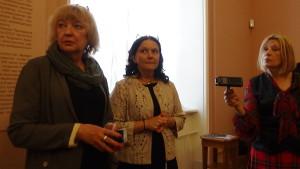 2016 06 14 Russian museum Stepan Erzia_VasilevskayaEV i Norbekova LN