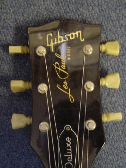 Gibson Headstock Logos : gibson, headstock, logos, Gibson, ES-335, Archive, Headstock, Logos
