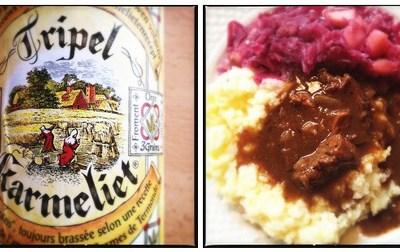 Stoofvlees met triple bier