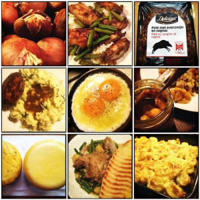 Wat aten wij in week 45