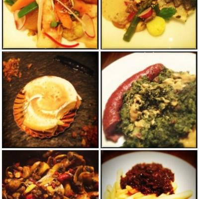 Wat aten wij week 10