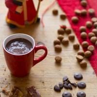 Recept warme chocolade melk voor Sinterklaas