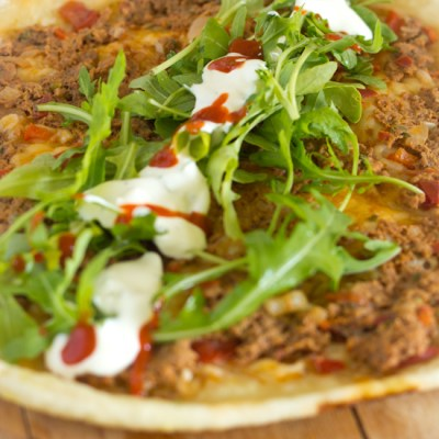 Turkse pizza Lahmacun recept