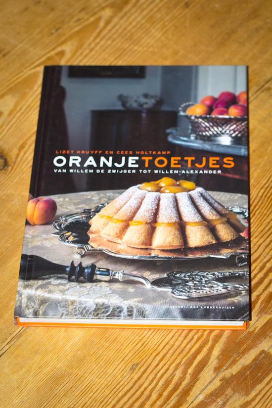 Kookboek Oranje Toetjes