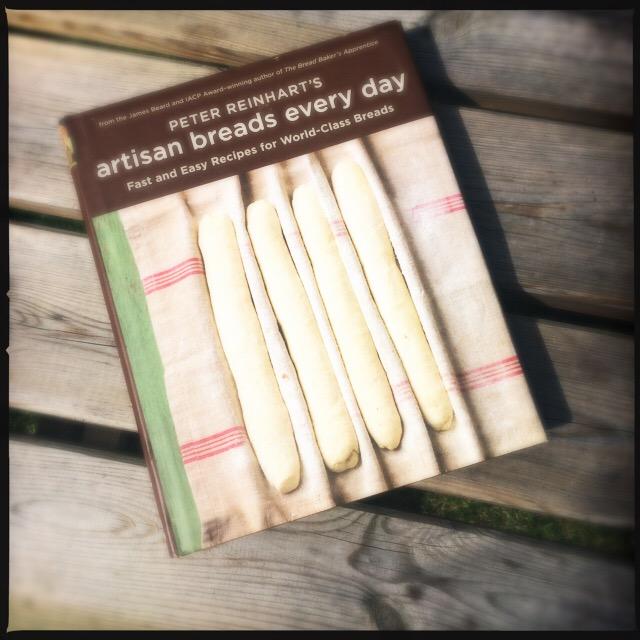 Kookboek Artisan breads every day