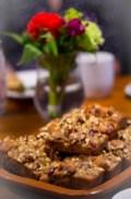 Ontbijt bij Bakkerij (en graanpakkerij) de Bisschopsmolen.