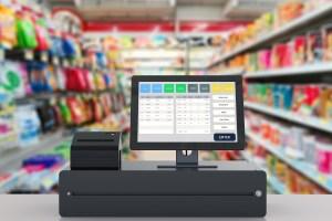 point of sale system für supermarkt