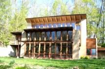 Passive Solar Earth Sheltered Home Plans
