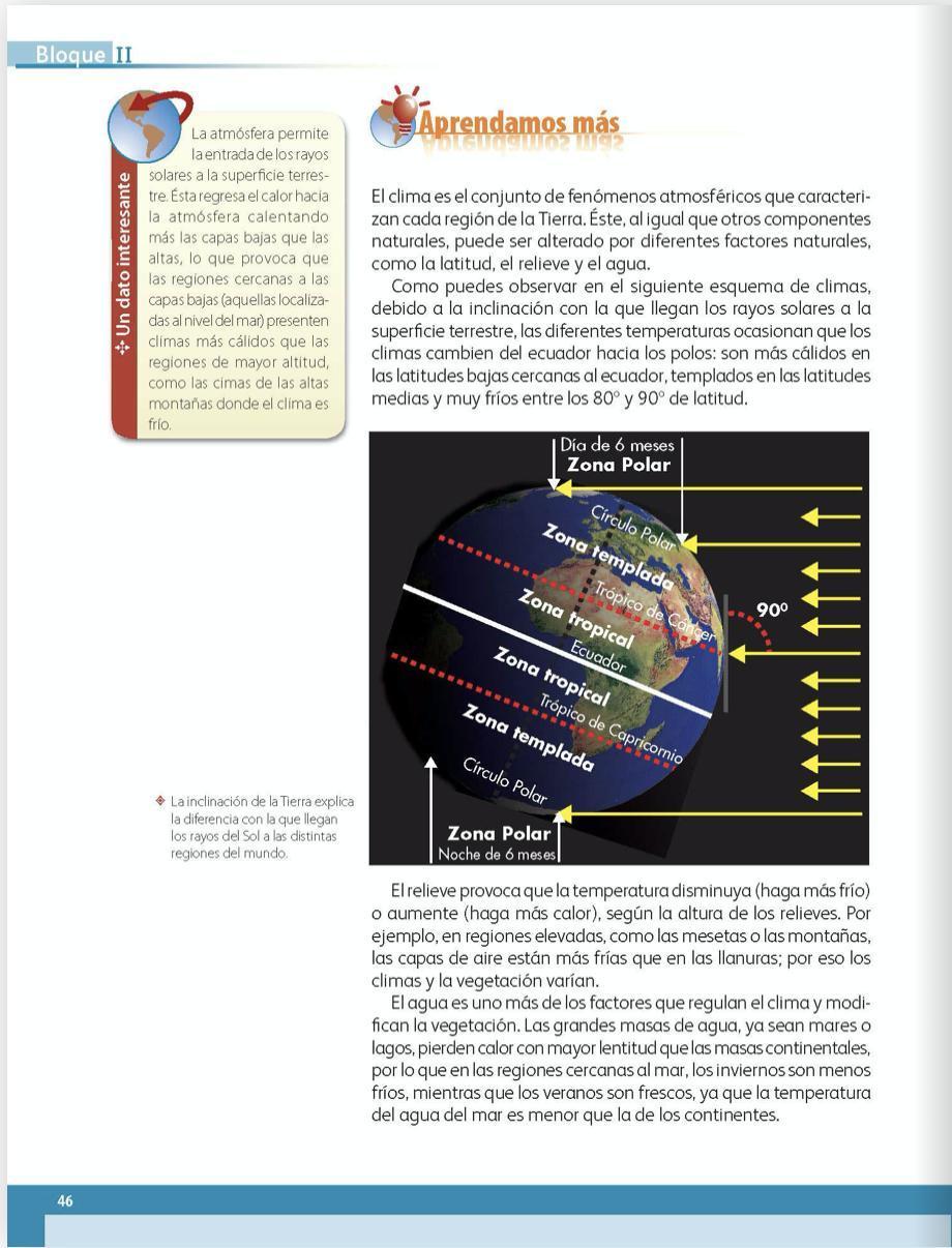 Catálogo de libros de educación básica. Fotos Del Atlas De Geografia Pags 47 Y 46 De Sexto Grado Porfavor Que Se Enfoque Las Fotos Espara Brainly Lat