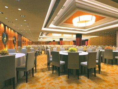 Chinesse Restaurante 3D Model DownloadFree 3D Models Download