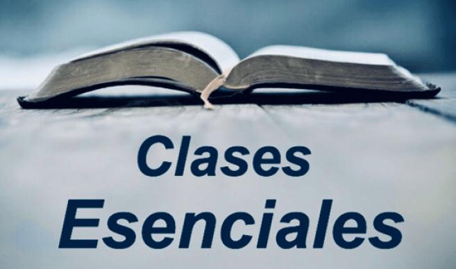Clases Esenciales