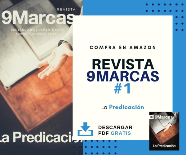 Revista 9Marcas #1 | La Predicación | Nota del Editor