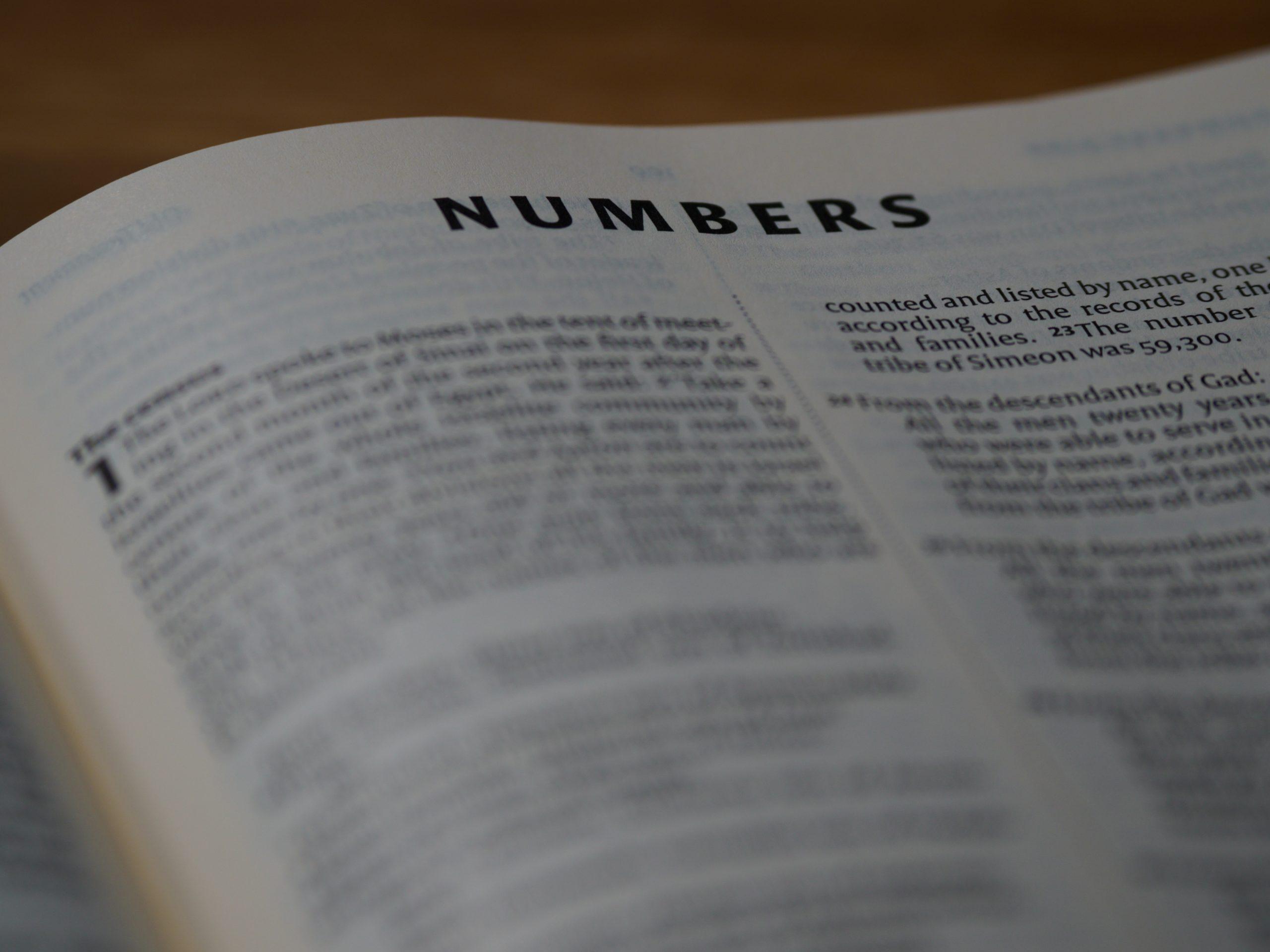 Seis Razones Por Las Que Debes Predicar Números