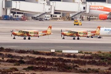 Cessna 208B Grand Caravan Fuerza Aérea de Chad