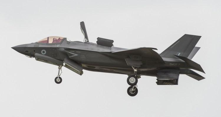 F-35B británicos