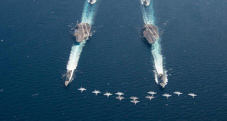 portaviones US Navy
