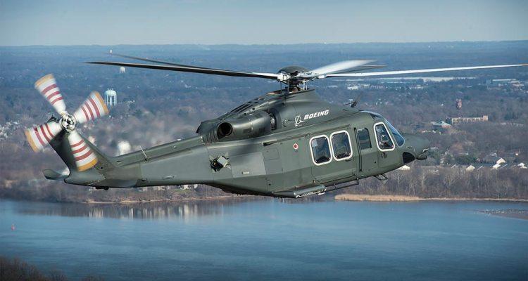 Boeing Leonardo MH-139