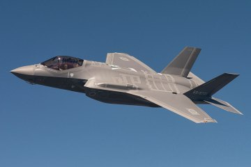 F35 Japan Self Defense Force