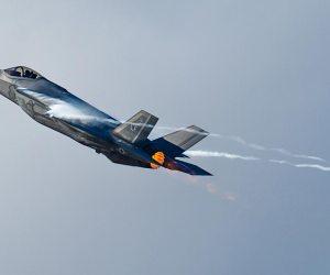 USAF F-35A Demo Team