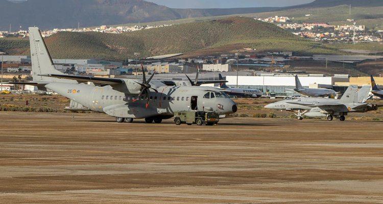 CN 235 D4 Vigma Ejercito del Aire Grupo 82 Ala 46