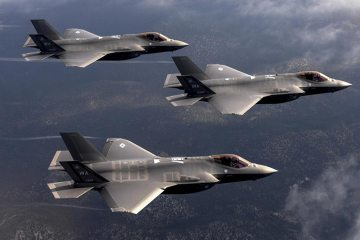 US Air Force F-35A