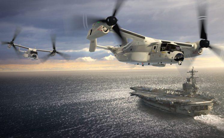 OSPREY cmv-22b-us-navy