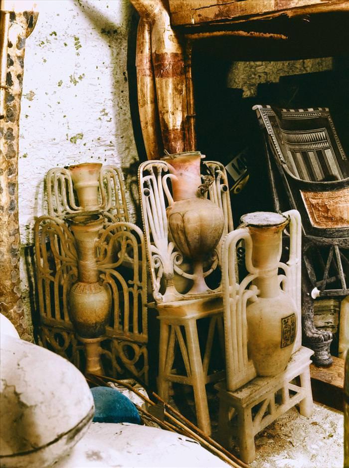 Impresionantes Fotos De La Tumba De Tutankamón