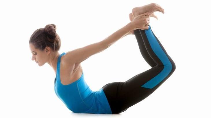 Poses yoga
