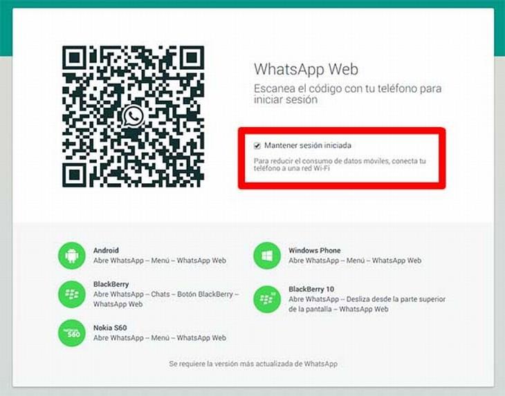 Guía Privacidad WhatsApp