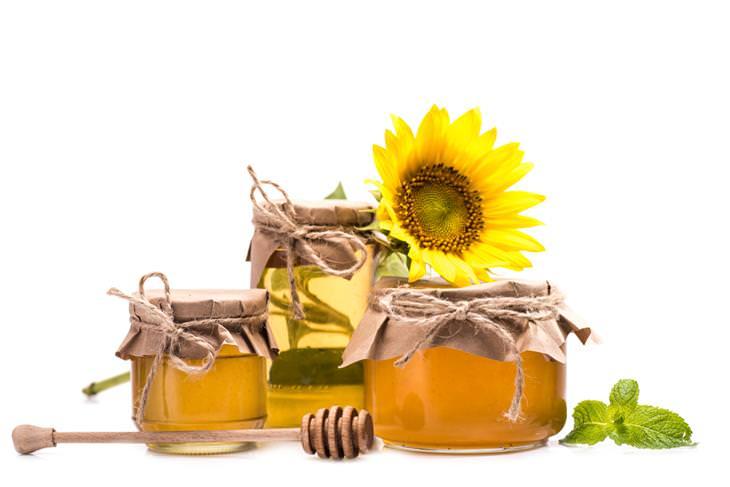 9 remedios naturales con miel