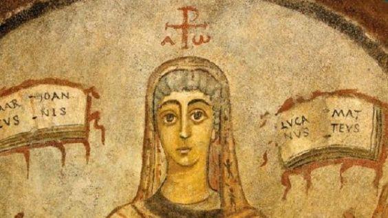 sacerdotes cristianos eran mujeres