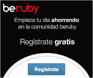 beruby - cashback, cupones y ofertas en tus compras y reservas online