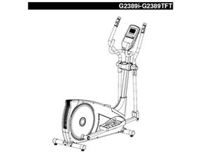 Máquinas de gimnasio y fitness BH Fitness I.NLS20 G2389 I