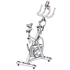 Bicicleta Indoor EVO S2000 YS2000 I Uso regular