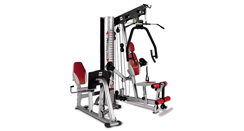 Máquinas de gimnasio y fitness BH Fitness Multiestación TT
