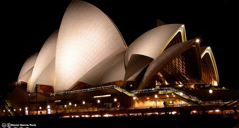 Este edificio icónico en Australia es...
