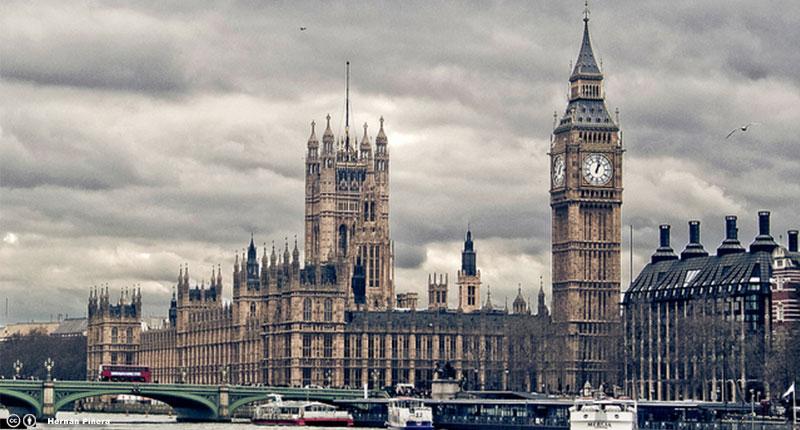 ¿Qué famoso edificio inglés es este?