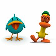 Pajarito y Pato