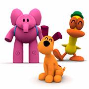 Loula, Elly y Pato