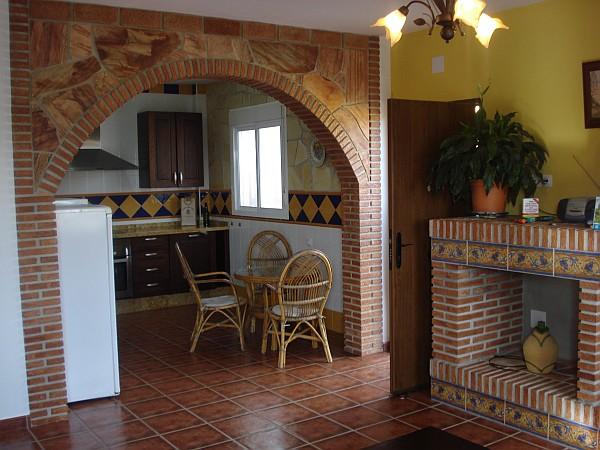 Nueva villa cerca de Comares 4372  Casa Axarqua