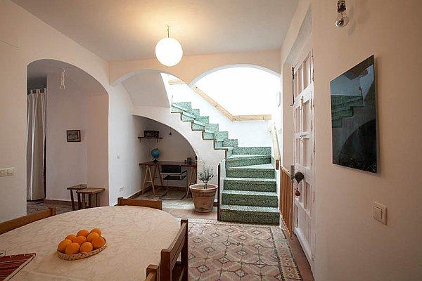 El Borge Casa pintoresca de pueblo andaluz