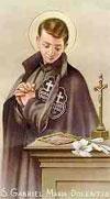 Gabriel de la Dolorosa, Santo