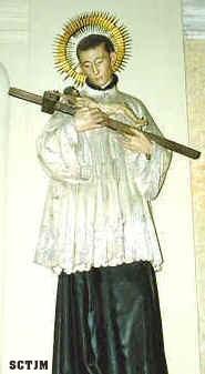 Luis Gonzaga, Santo