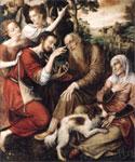 Tobias el Viejo, Santo