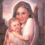 Una sonrisa de María vale más que todos los cariños