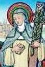 Estefanía Quinzani, Santa