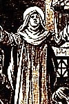 Eufrasia de Tebalda, Santa