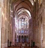 Las partes de las Basílicas y Catedrales