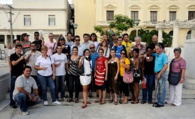 #Twitthab 2. Foto: Amaya Alayo Terry (tomada de la pagina de Facebook del evento).