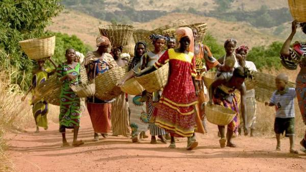frica Subsahariana mayo 2014